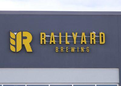 Railyard Brewing YYC